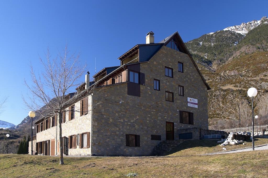 Escuela Montaña Benasque